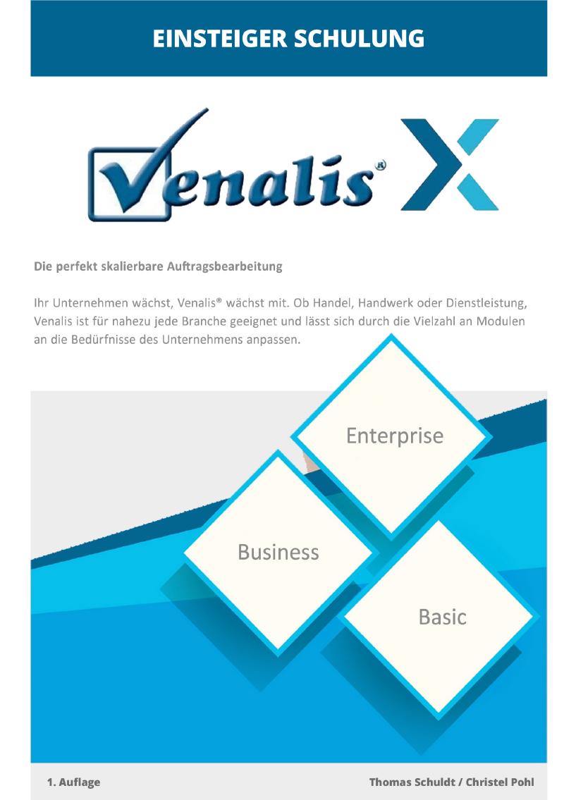 Einsteigerschulung modified eCommerce Venalis Warenwirtschaft