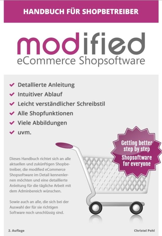 Handbuch für Shopbetreiber modified eCommerce (2. Auflage)