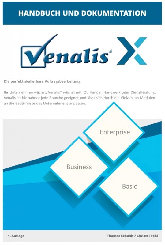 Venalis Grundlagen - Anwenderhandbuch