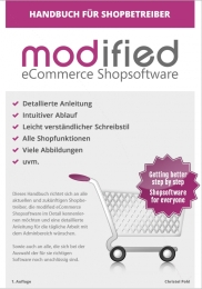 modified eCommerce Shopsoftware Handbuch